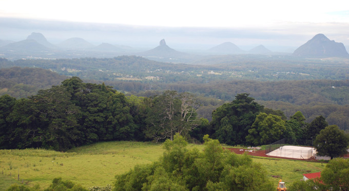 Caboolture is a great location for those wishing to visit Bribie Island & the Scenic Glass House Mountains
